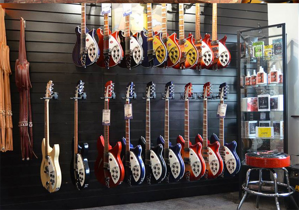 The Rickenbacker Shop Therickenbackershop Co Uk Sound