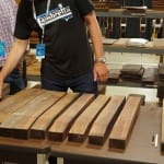 Picking Rosewood Necks