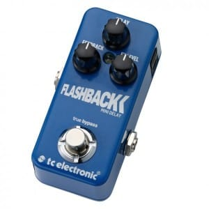 Tc Electronic Flashback Mini Review New Tc Electronic