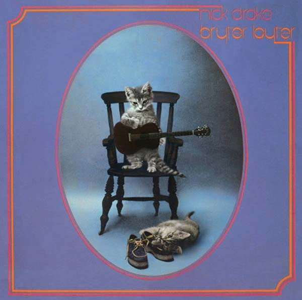 Classic Album Covers Re Imagined With Kittens Sound