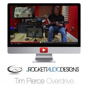 Rockett Audio Tim Pierce Overdrive Demo Review Sound