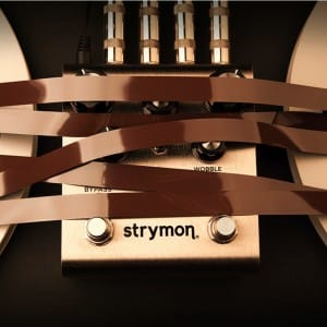 strymon hint at new deco pedal sound affects premier. Black Bedroom Furniture Sets. Home Design Ideas