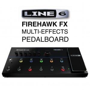 Line 6 FX - Effects | Ernie Williamson Music
