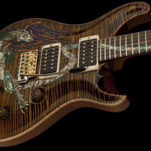 Prs 30th Anniversary Dragon Sound Affects Premier