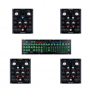 Roland Announce New Modular Aira Synthesizers Sound