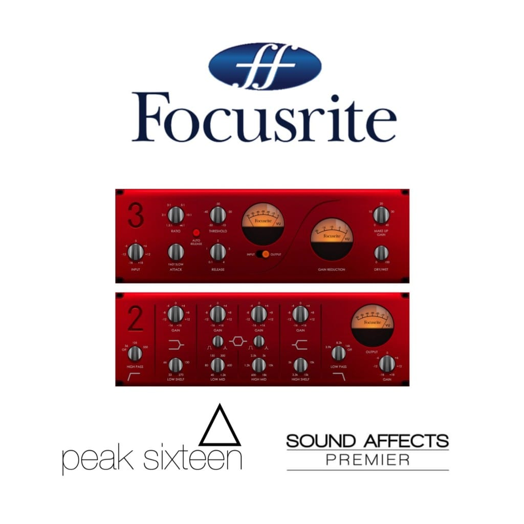 Focusrite Red 2 & 3 Plugin Review | Free when you buy any