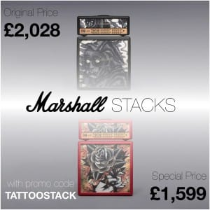 Marshall Stacks Promo