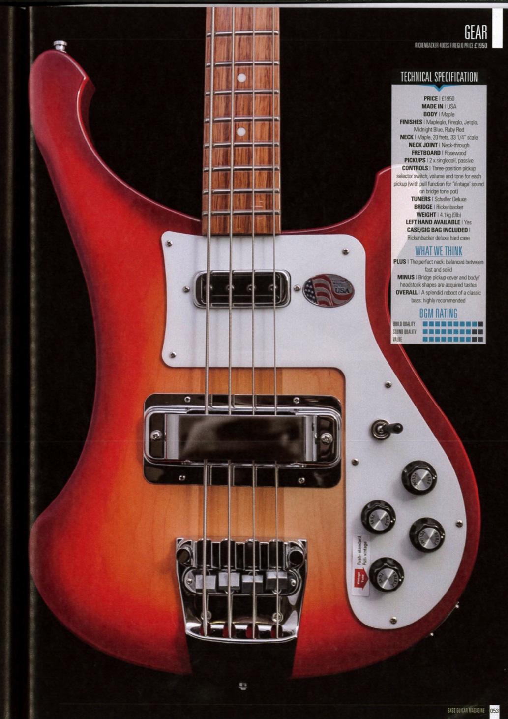 rickenbacker 4003s bass guitar review sound affects premier. Black Bedroom Furniture Sets. Home Design Ideas