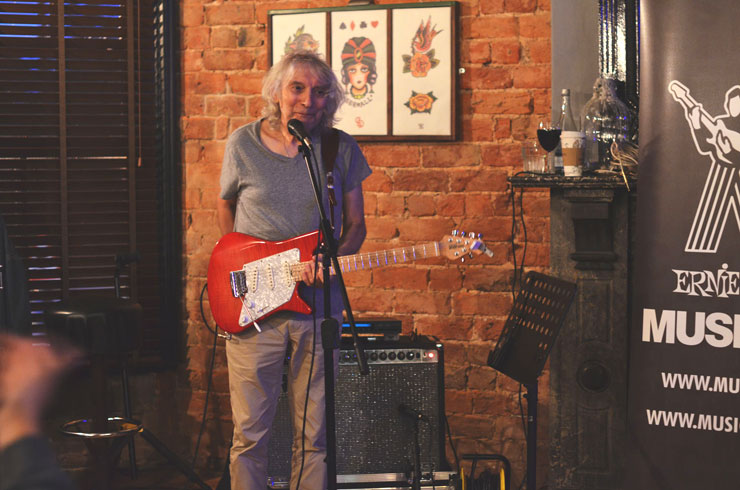 Albert Lee - With Sound Affects Music
