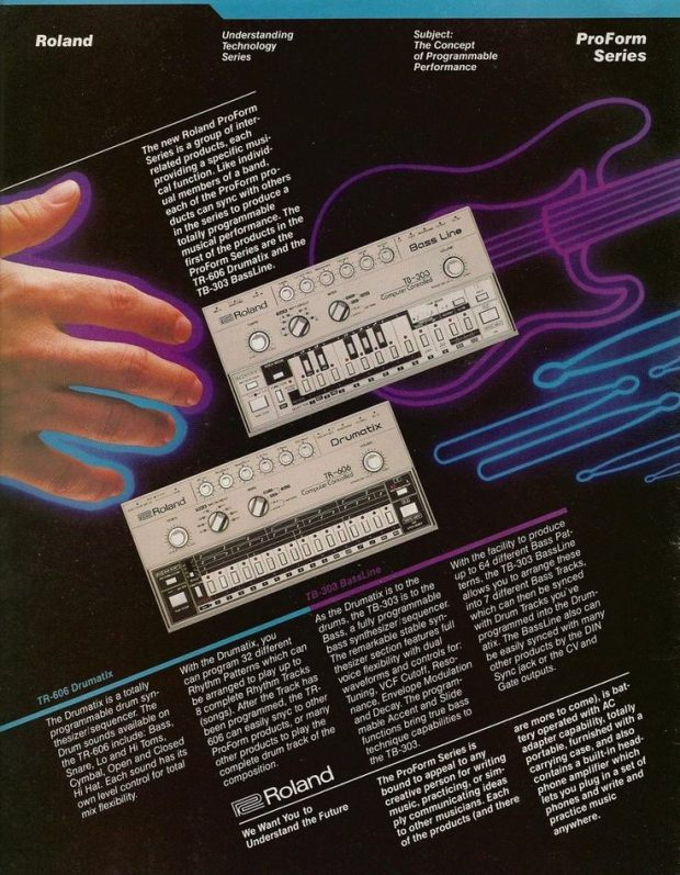 Back To The 80 S History Of Roland Synths Sound