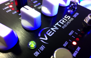 Source Audio Ventris Reverb Pedal