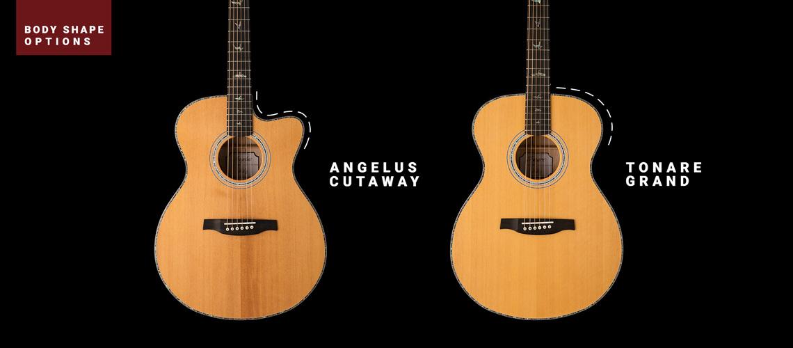 prs se angelus tonare acoustic guitars sound affects premier. Black Bedroom Furniture Sets. Home Design Ideas
