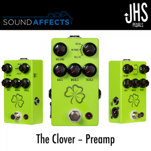 The Clover - Preamp
