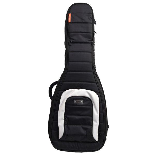 mono m80 dual electric guitar gigbag gig bag carry case black sound affects premier. Black Bedroom Furniture Sets. Home Design Ideas