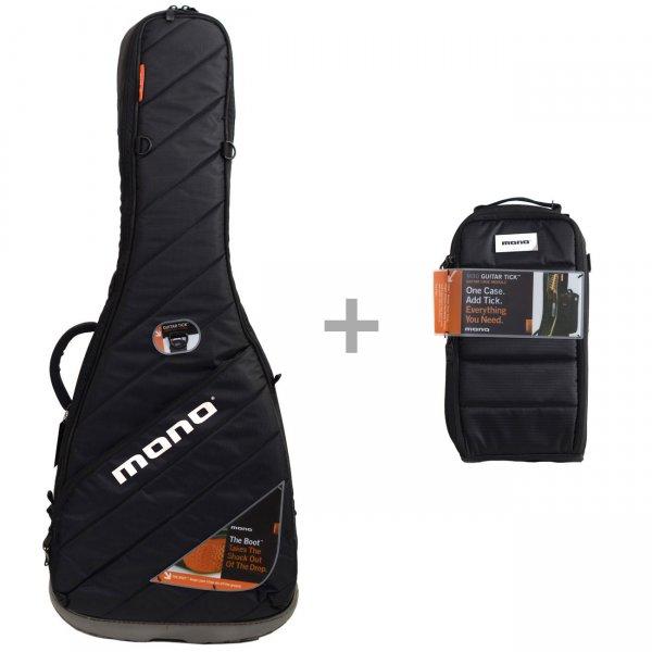 mono m80 veg vertigo electric guitar case in black guitar tick bundle accessories from sound. Black Bedroom Furniture Sets. Home Design Ideas
