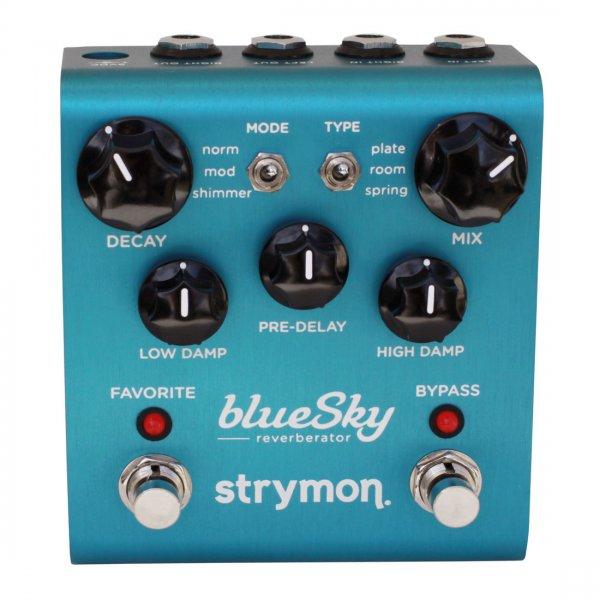 buy strymon blue sky reverberator reverb pedal. Black Bedroom Furniture Sets. Home Design Ideas