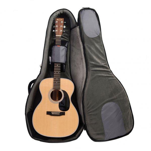 mono m80 acoustic guitar case in black mono acoustic case. Black Bedroom Furniture Sets. Home Design Ideas