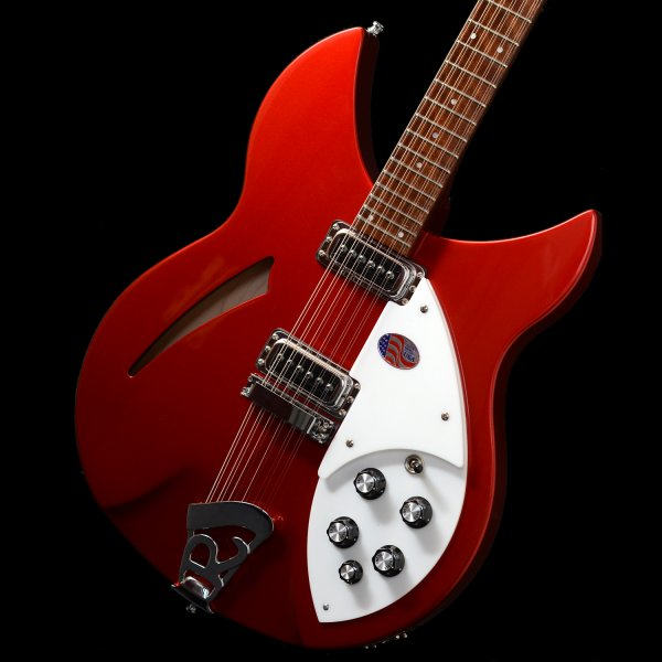 buy rickenbacker 330 12 series 12 string electric guitar in ruby. Black Bedroom Furniture Sets. Home Design Ideas