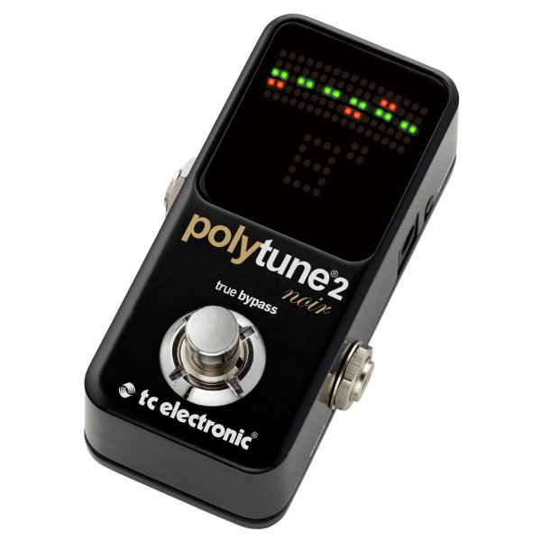 Mini Guitar Tuner : tc electronic polytune 2 noir mini guitar tuner sound affects premier ~ Vivirlamusica.com Haus und Dekorationen