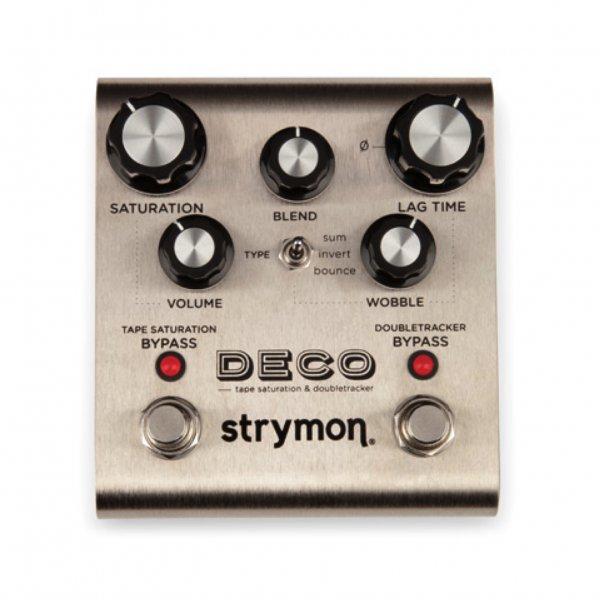 strymon deco tape saturation double tracker sound affects premier. Black Bedroom Furniture Sets. Home Design Ideas