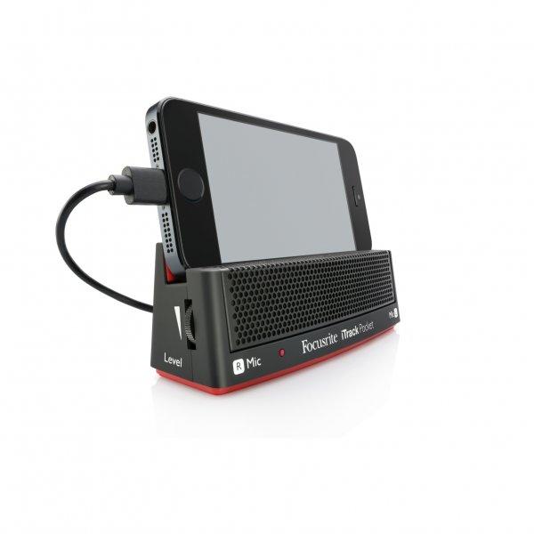 focusrite itrack pocket audio interface for iphone 5 buy focusrite. Black Bedroom Furniture Sets. Home Design Ideas