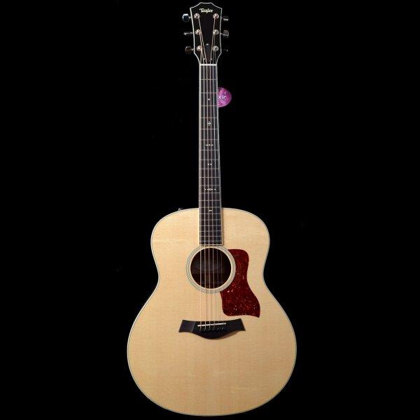 buy 2014 taylor 518e es2 grand orchestra electro acoustic guitar in natural. Black Bedroom Furniture Sets. Home Design Ideas