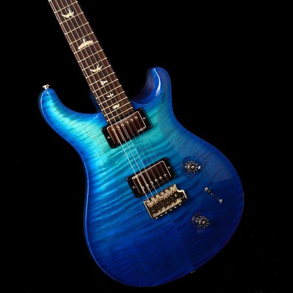Buy 2014 PRS Custom 22 in Blue Fade Wrap, 57/08 Pickups, Pattern ...