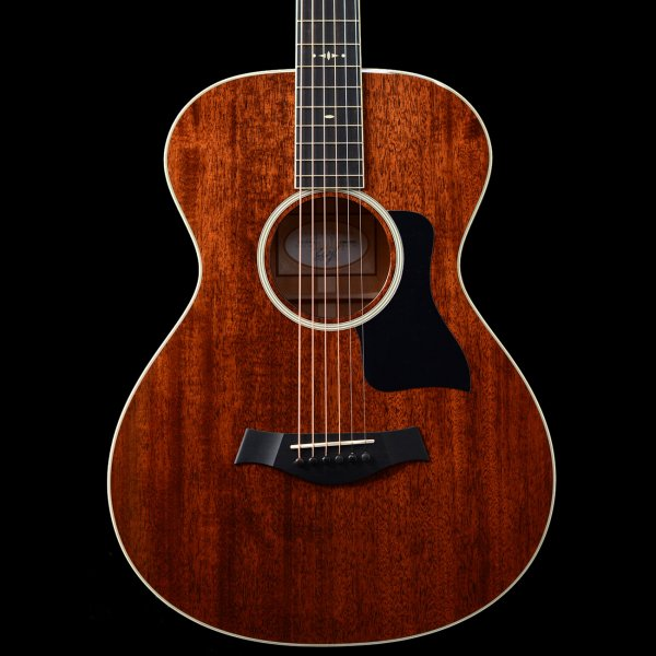 buy 2014 taylor 522e 12 fret electro acoustic in tropical mahogany. Black Bedroom Furniture Sets. Home Design Ideas