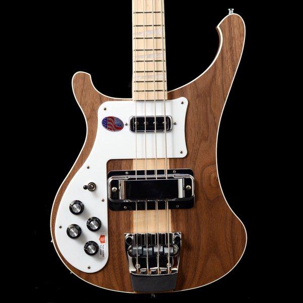 rickenbacker 4003 lefty walnut left handed bass guitar walnut limited. Black Bedroom Furniture Sets. Home Design Ideas