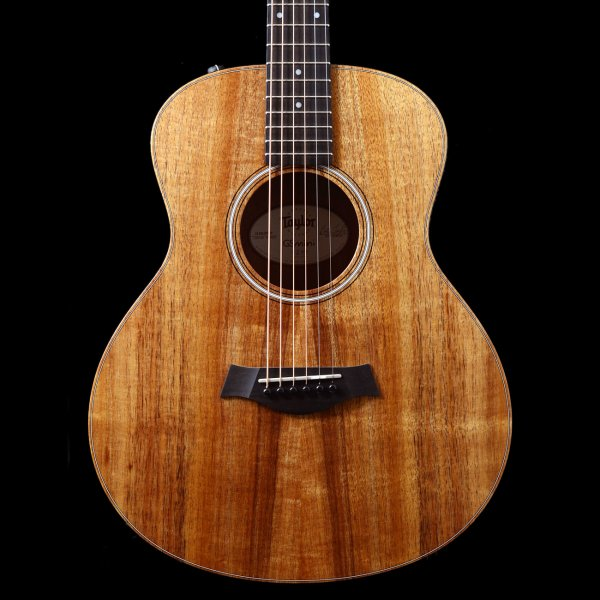 buy taylor gs mini e koa with es t pickup electro acoustic. Black Bedroom Furniture Sets. Home Design Ideas
