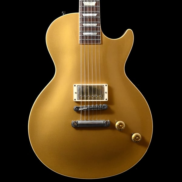 gibson custom shop 1957 les paul reissue gold top vos single pickup guitar pre owned. Black Bedroom Furniture Sets. Home Design Ideas