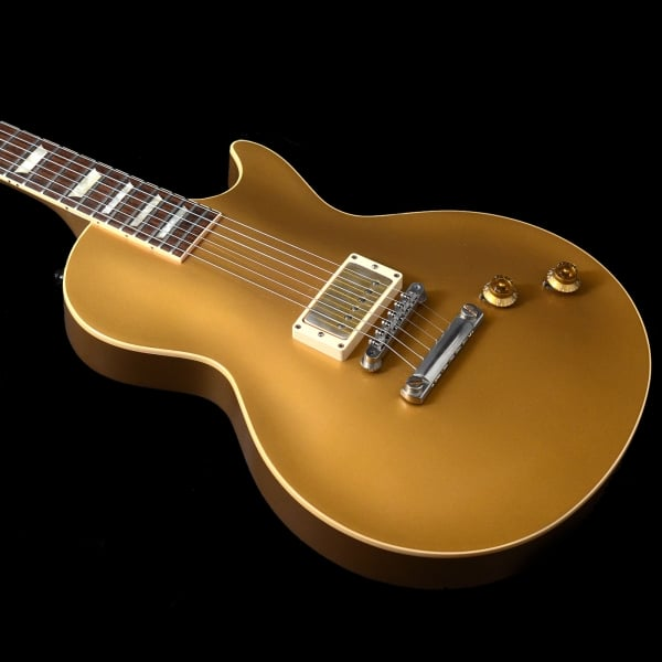 Gibson Custom Shop 1957 Les Paul Reissue Gold Top Vos Single Pickup