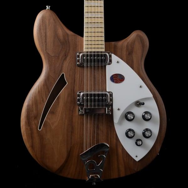 buy rickenbacker 360 12 walnut 12 string electric guitar. Black Bedroom Furniture Sets. Home Design Ideas