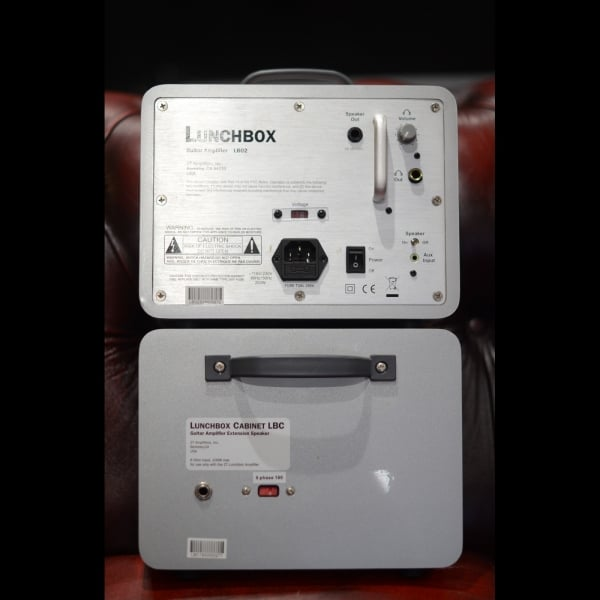 Zt The Lunchbox 200w Guitar Amplifier Extension Cab