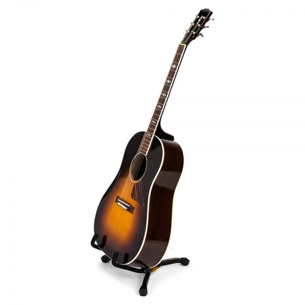 hercules gs401b w mini acoustic guitar stand. Black Bedroom Furniture Sets. Home Design Ideas