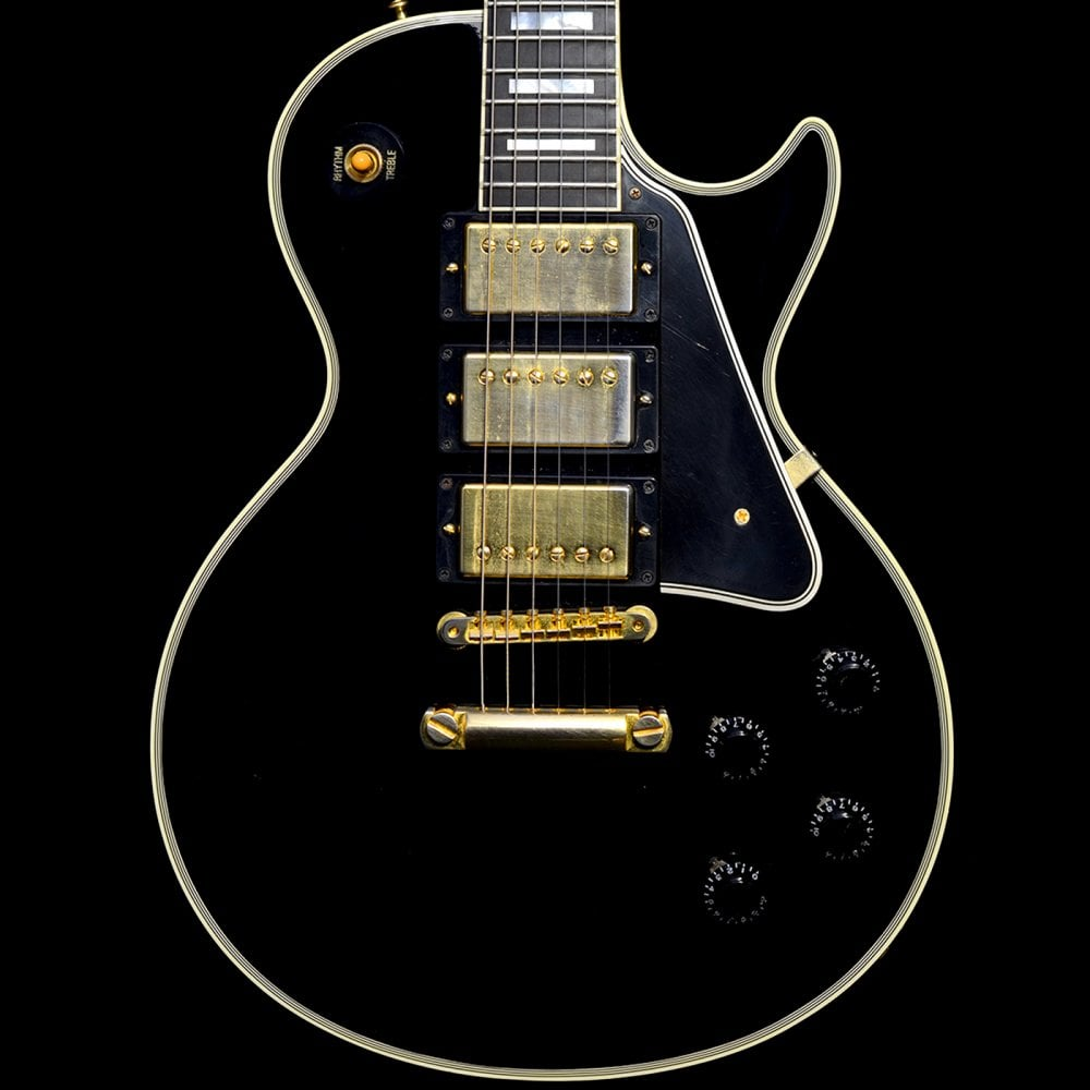 2010 Custom Shop 1957 Reissue R7 Black Beauty, Pre-Owned