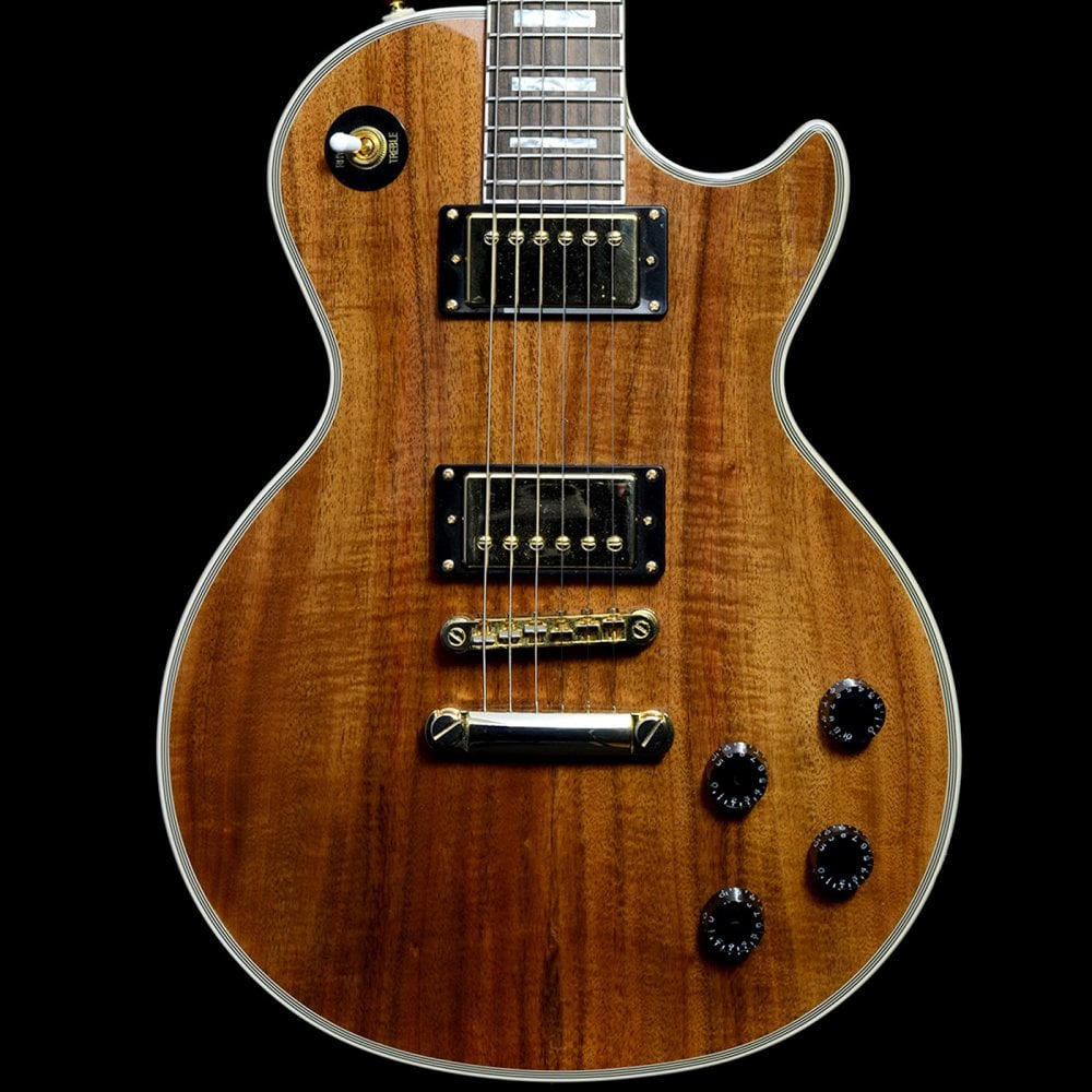 buy pre owned epiphone 2016 les paul custom pro koa limited edition sound affects premier. Black Bedroom Furniture Sets. Home Design Ideas