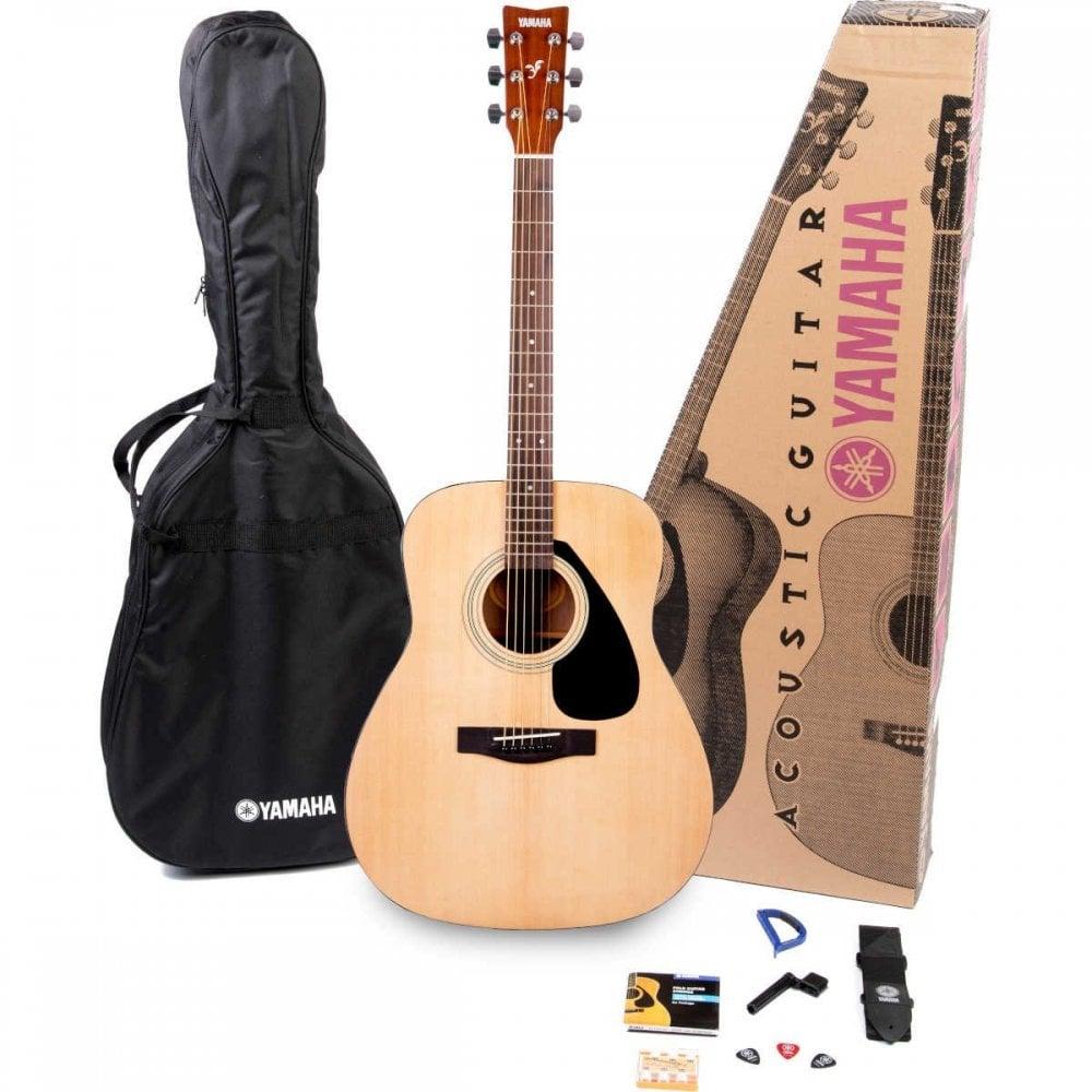 Yamaha Yamaha F310 Acoustic Guitar Pack (Natural) (Refurbished)