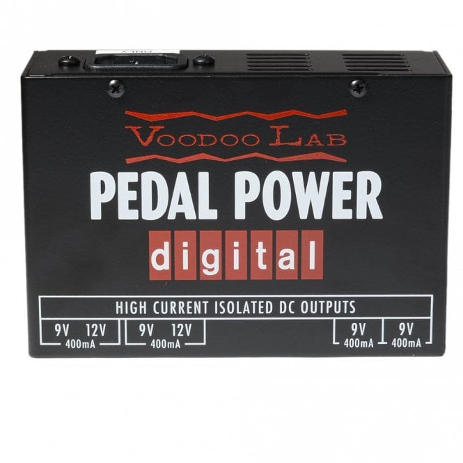 Voodoo Labs Pedal Power Digital Power Supply