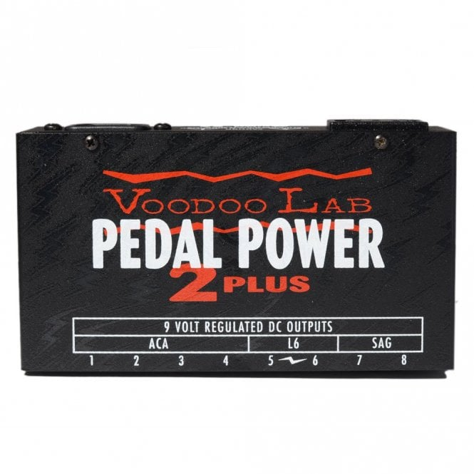 Voodoo Labs Pedal Power 2+ Plus Power Supply