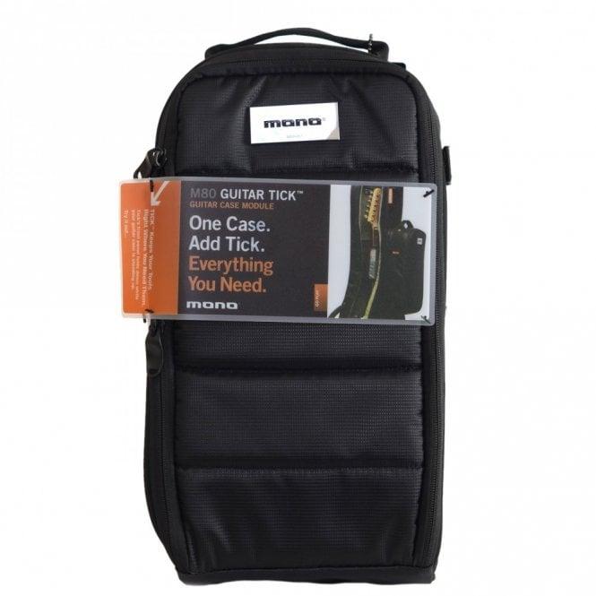 Mono M80 TK1 Guitar 'Tick' Accessory Bag in Black