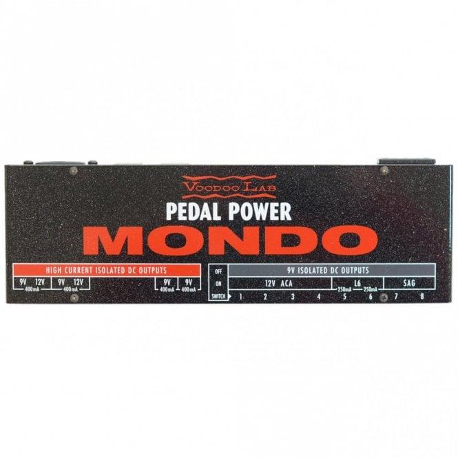 Voodoo Labs Pedal Power MONDO Multi Power Supply