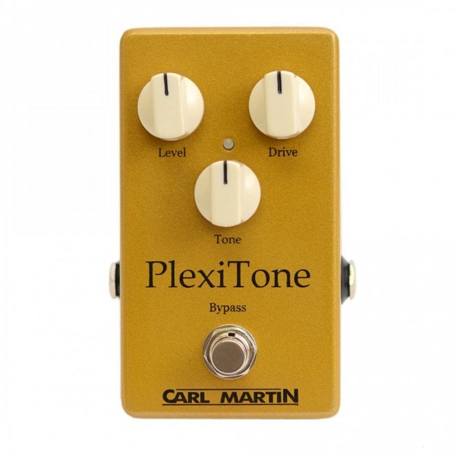 Carl Martin PlexiTone Single Channel Overdrive Pedal
