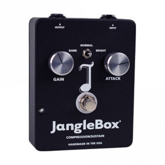 Janglebox Original JB1 Compressor Sustainer, Effects Pedal - Ideal For Rickenbacker
