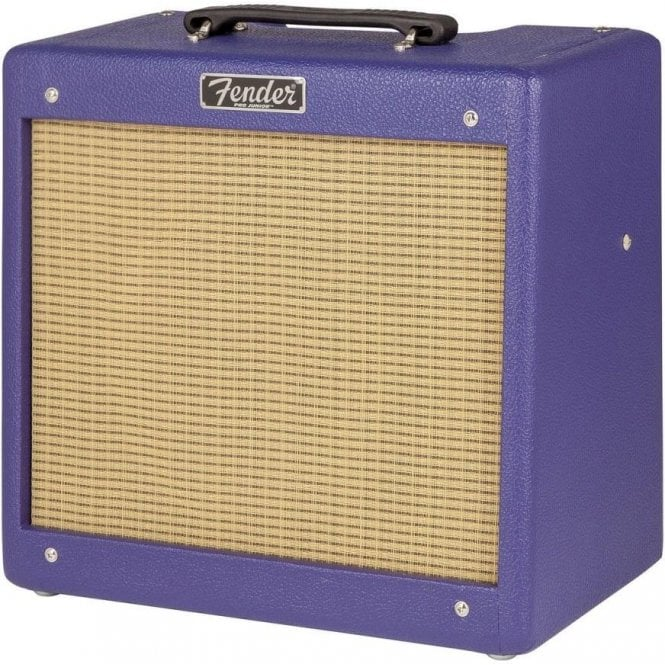 Fender FSR Hot Rod III Pro Junior 'Plum Crazy', 15-Watt Combo in Purple
