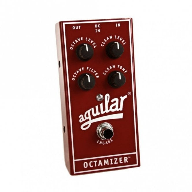 Aguilar Octamizer Analogue Octave Pedal For Bass Guitar