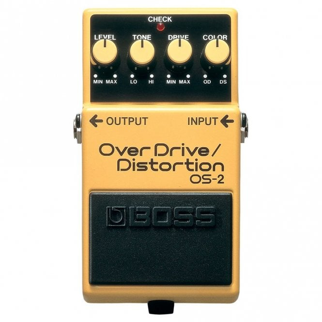 Boss OS-2 Overdrive / Distortion - B Stock (TMO)