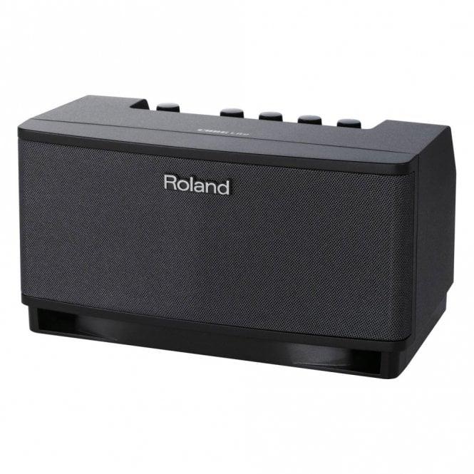 Roland Cube Lite - Black Desktop Guitar Amp & Music Dock With iOS Interface