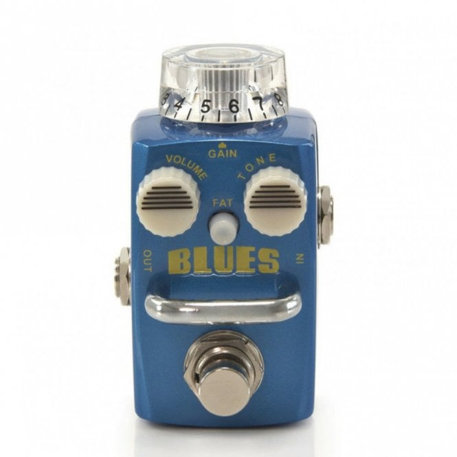 Hotone Blues Overdrive Guitar Effects Pedal