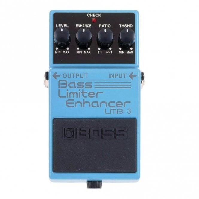 Boss LMB-3 Bass Limited Enhancer Bass Guitar Effects Pedal